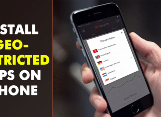 How to Install Georestricted Apps on iPhone
