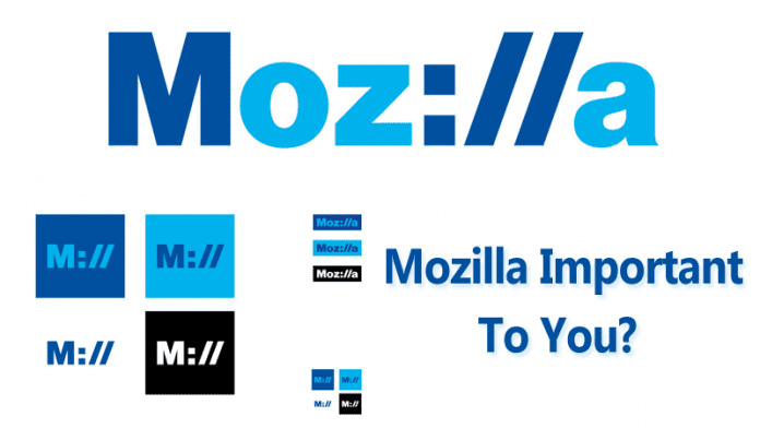 Is Mozilla Important To You? Help Them To Redesign its Logo