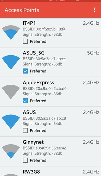 Make Your Android, Automatically Switch To Strongest Wifi