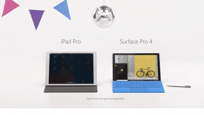 Microsoft Just Made Fun Of Apple In Its New Ad