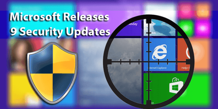 Microsoft Releases 9 Security Updates To Patch 34 Severe Flaws