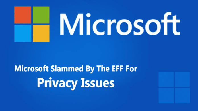 Microsoft Should 'Come Clean' About 'Malicious' Windows 10: EFF Group