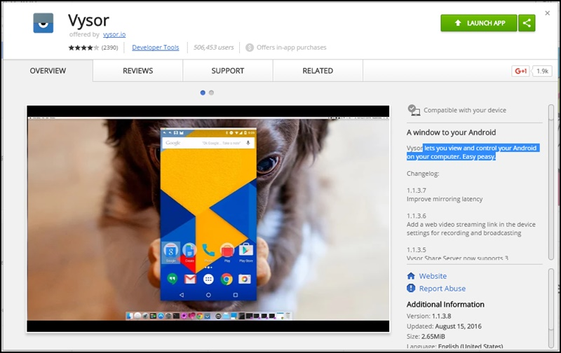 Mirror Your Android Phone's Screen on Your PC