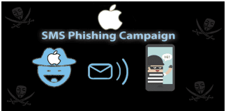 New SMS-phishing Campaign Aimed At Stealing Apple Credentials