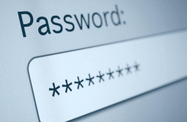 Change Passwords Regularly