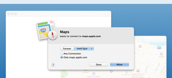 Prevent Apps from Accessing Internet on Mac