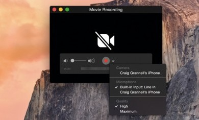 Record iPhone Screen on Windows and Mac