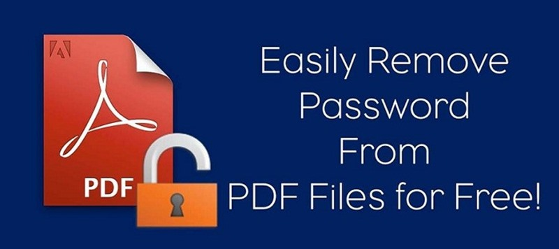 how to disable pdf password