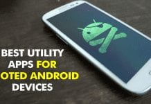 Top 10 Best Utility Apps For Rooted Android Devices