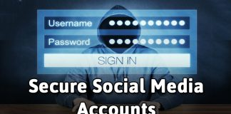 Top 10 Ways to Secure your Social Media Accounts