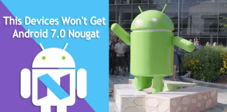 Some OnePlus, Moto, Samsung Devices Won't Get Android 7.0 Nougat