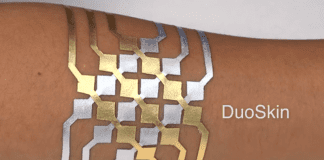 This Temporary Tattoo Can Control Your Smartphone