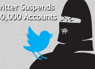 Twitter Suspends 360,000 Accounts For Promotion Of Terrorism