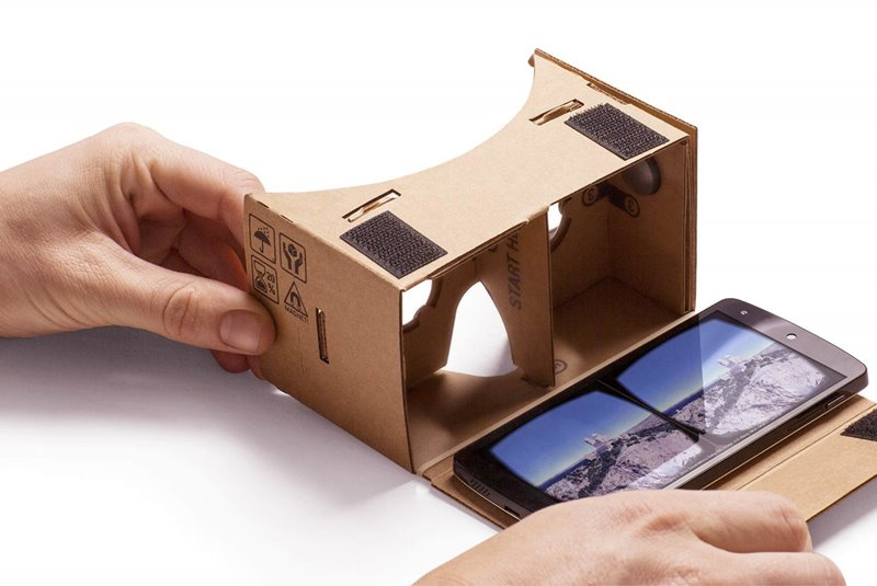 Use Google Cardboard In The Phone Not Having Gyroscope Sensor