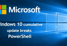 Windows 10 Cumulative Update Brought New Problems