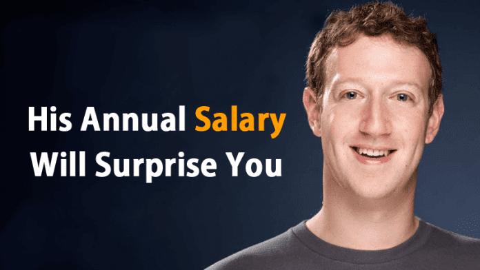 how much money did mark zuckerberg make off facebook