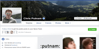 Here's The Story of Chris Putnam: The First Facebook Hacker