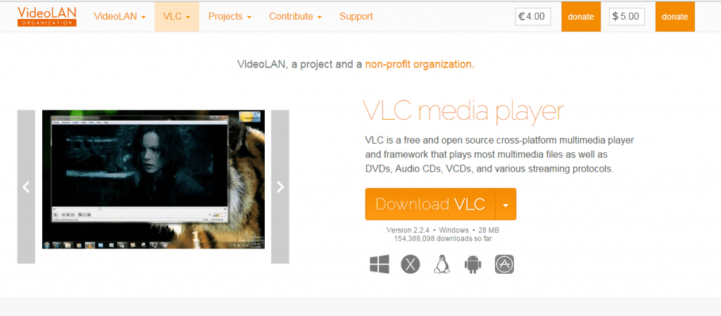 how to record screen in windows 10 using vlc