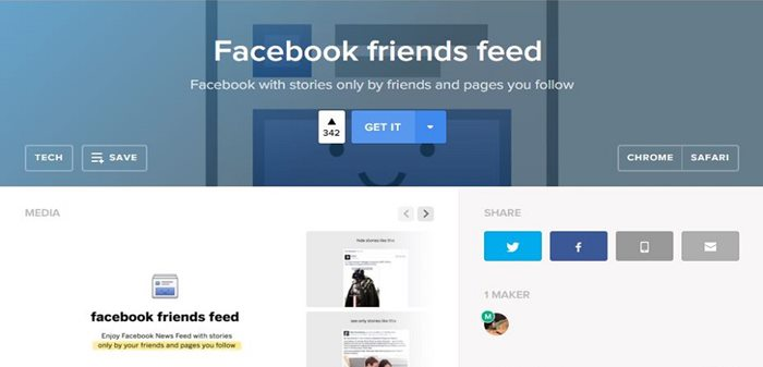 Awesome Chrome Extensions to Fully Customize your Facebook Account
