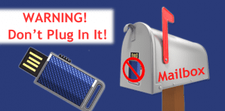 Beware, Someone Is Dropping Malicious USB Sticks Into People's Mailboxes
