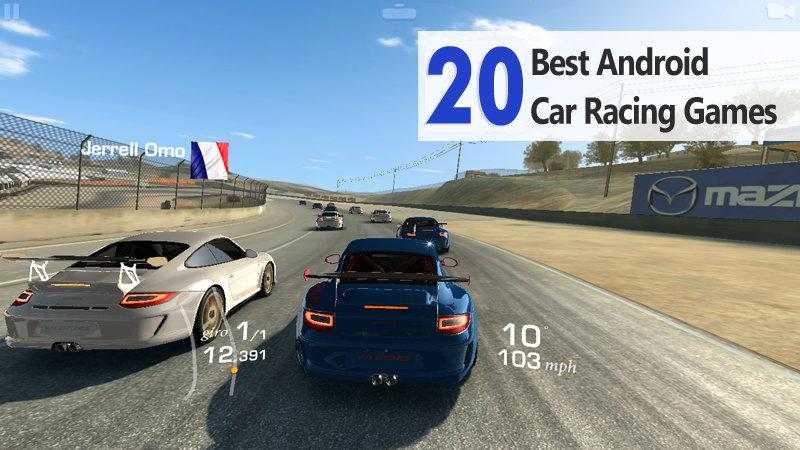 The Best Android Racing Games (for Phones and Tablets ...