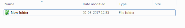 Using Folder Marker Free