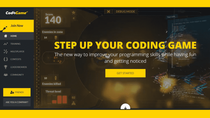 CodinGame: Get Better At Programming While Playing Games