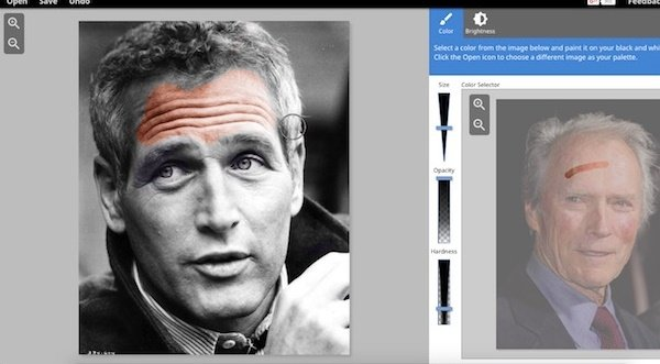 2 colorizephoto convertor webapp · colorize the black and white photos2