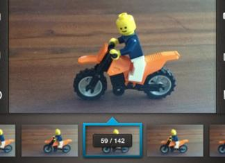 Create Stop Motion Video in iPhone