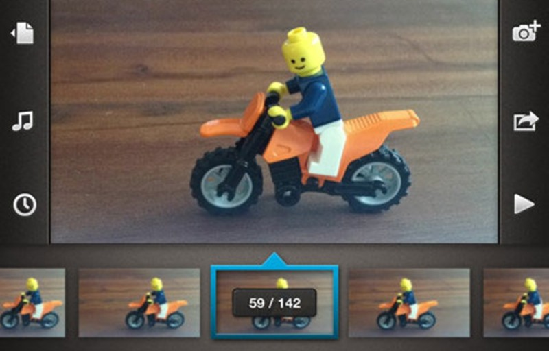 how to make stop motion with iphone