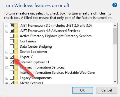 Create a Virtual Machine With Windows 10