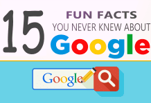 15 Fun Facts About Google Which You Probably Don't Know
