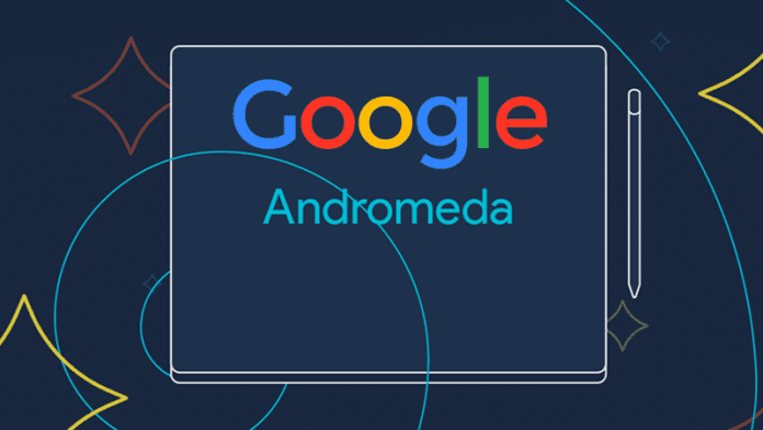 Google Likely To Launch A laptop Running New Andromeda OS