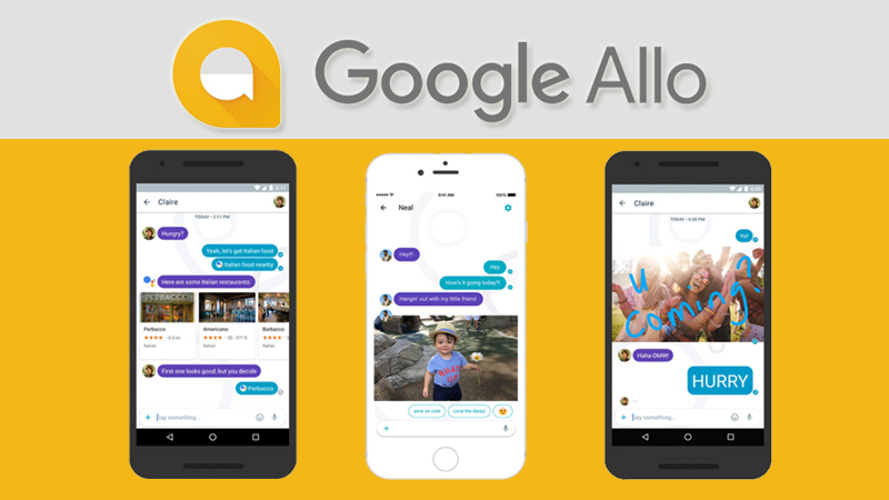 Google's Smart Messaging App Allo Arrives On Android And iOS