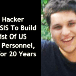Hacker Who Served ISIS To Build Hit-List Of US Military Personnel Jailed for 20 Years