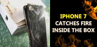 Forget Samsung Galaxy Note 7, iPhone 7 is exploding too!