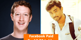 Facebook Paid ₹10,70,000 To This Kerala Guy. Here's Why