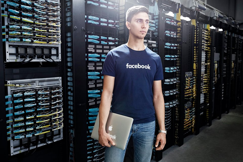 """Look at these racks, the network devices, the cabling. Everything is like reference model!"" - Max Zavyalov, Network Engineer in Edge & Network Services team"