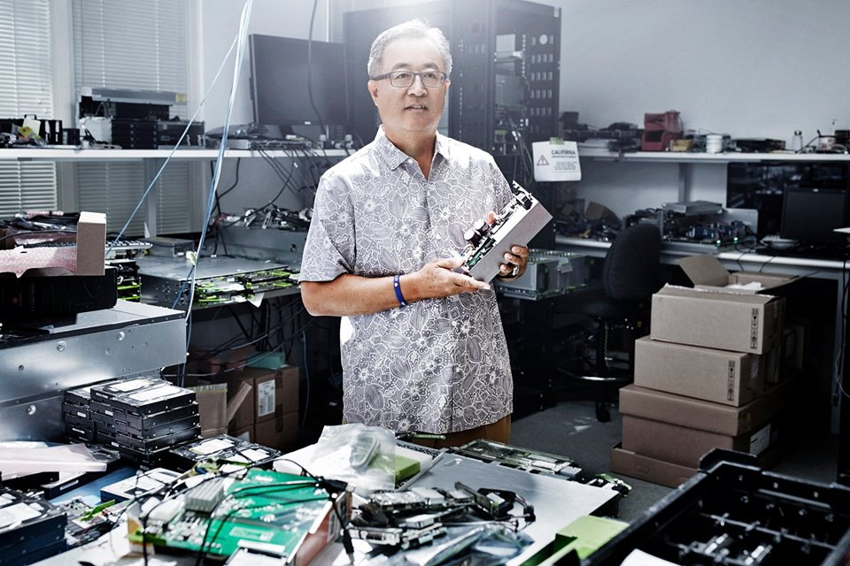 """There is no more efficient data center in the world."" - Jay Park, Director of Data Center Design Engineering""There is no more efficient data center in the world."" - Jay Park, Director of Data Center Design Engineering"