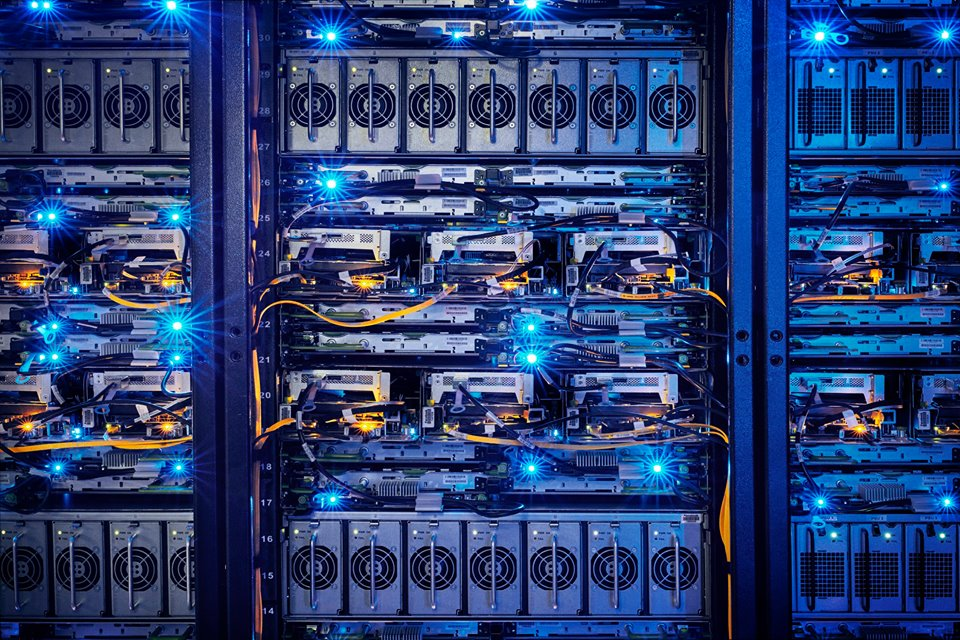 The equipment is reduced to its basics so it runs cooler. It can also be easily accessed and repaired quickly. A few years ago, it took an hour to repair a server hard drive. At Luleå, that's down to two minutes.
