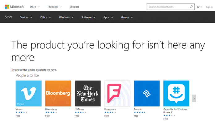 Microsoft Removes YouTube App From The Windows Store