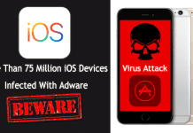 More Than 75 Million iOS Devices Infected With Adware From Third-Party App Store