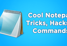 Best Notepad Tricks 2020