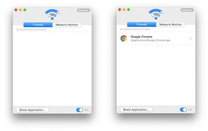 How to Prevent Apps from Accessing Internet on MAC