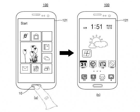 Samsung New Patent 2