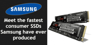 Samsung's SSD 960 Pro Is a Speed Reader, Runs At a Heady 3.5GBs