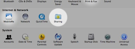Share Files Between Mac And Windows PC
