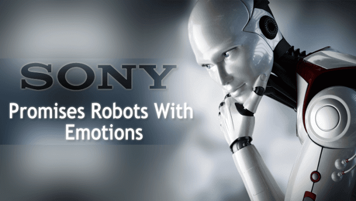 Sony Promises Robots With Emotions During IFA Fair