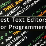Top 10 Best Text Editors For Programmers