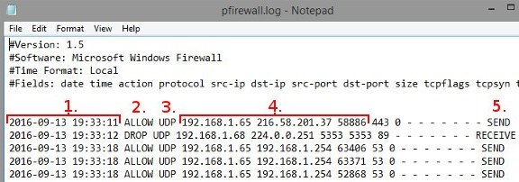 track-internet-activity-for-free-using-windows-firewall-log